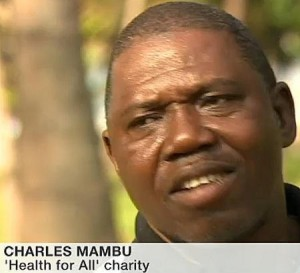Charles Mambu: Executive director of Health for All Coalition