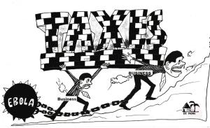 tax cartoon p