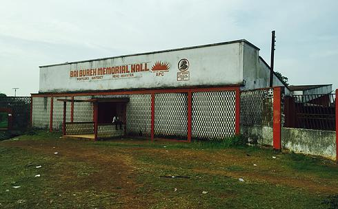 bai bureh hall