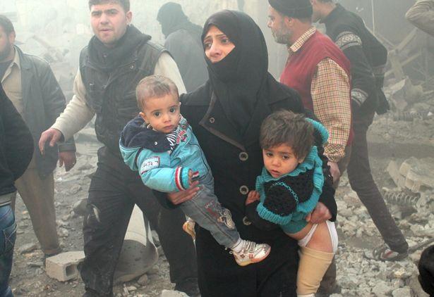 A-Syrian-woman