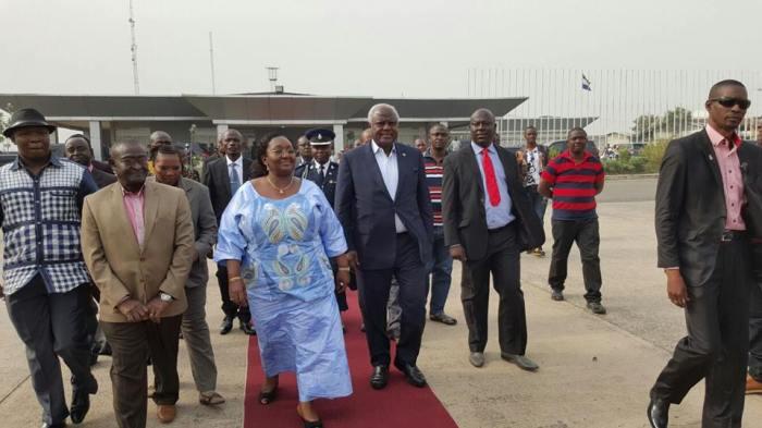 President Koroma