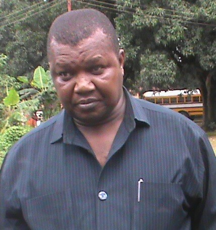 Education Minister, Dr. Minkailu Bah
