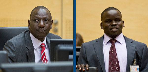 Kenyas-Deputy-President-William-Ruto-and-Joshua-Arap-Sang-at-the-Hague-during-the-opening-of-their-trial