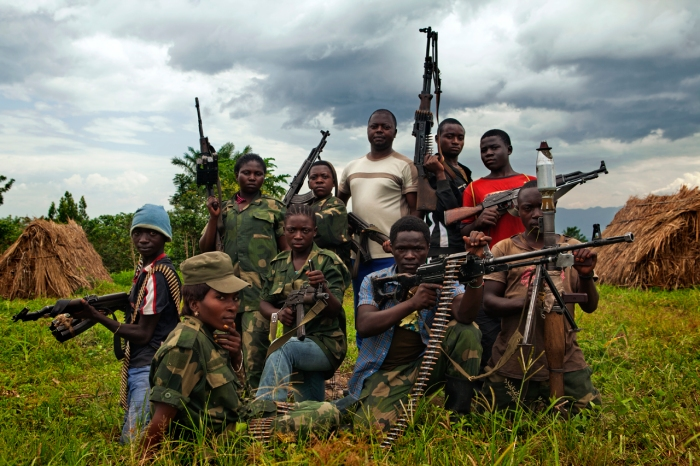 MS Kalashnikov   Female fighters in Congolese rebel groupsIn contemporary African wars women continue to play a variety of crucial roles, and yet they remain invisible to the world. Only a handful of researchers and journalists have appreciated the impor