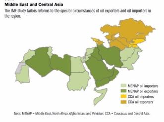 IMF forecasts positive growth for MENAP region – Specimen-news com