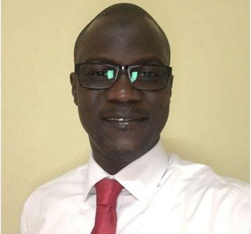 Alpha Muctar Jalloh, NRA Board Chairman