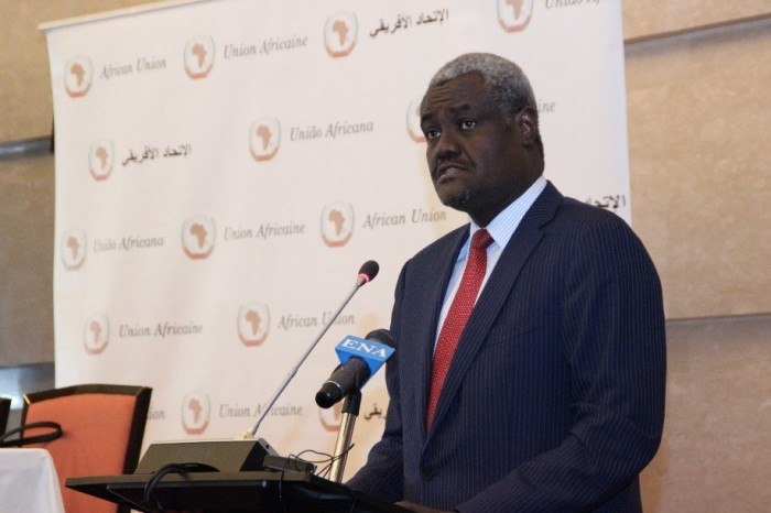 H.E. Mr. Moussa Faki Mahamat