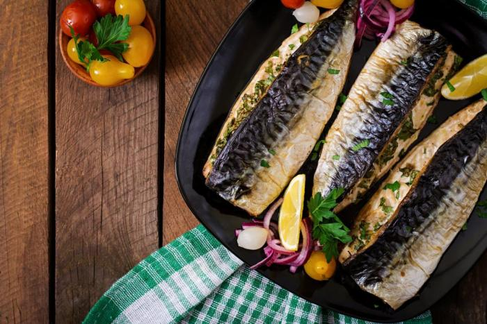 a-plate-of-baked-mackerel