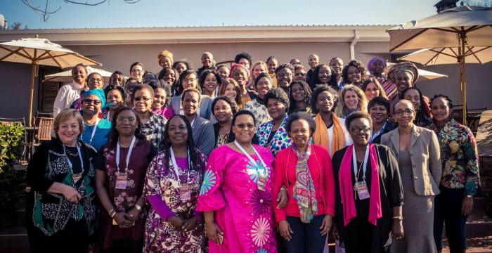 African-women-leaders-gathering-hosted-by-Mrs.-Graca-Machel