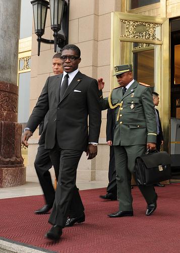 Teodoro-Nguema-Obiang-Mangue-Porsha-Williams-photos
