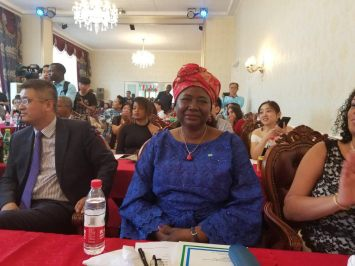Excerpt from a speech delivered by Madam Kumba Momoh at an event marking 46 years of diplomatic between Sierra Leone and China