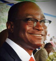 Dr. Samura Mathew Kamara