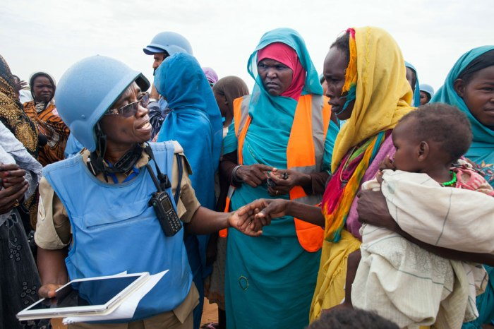 Tanzanian-police_UNAMID_