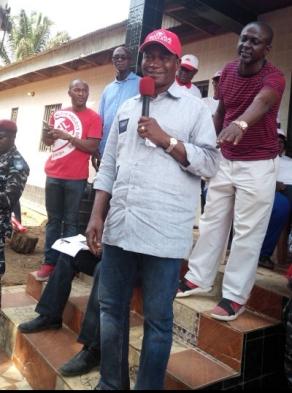 Dr Samura Kamara