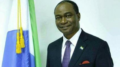APC: Dr. Samura Kamara