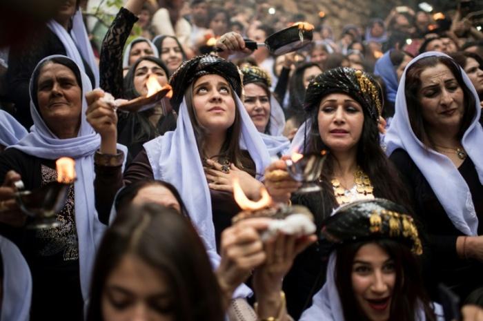 Yazidies