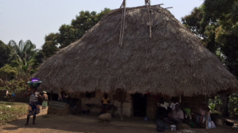 House-in-remote-village-of-chiefdom
