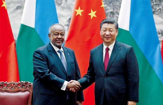 China-Djibouti